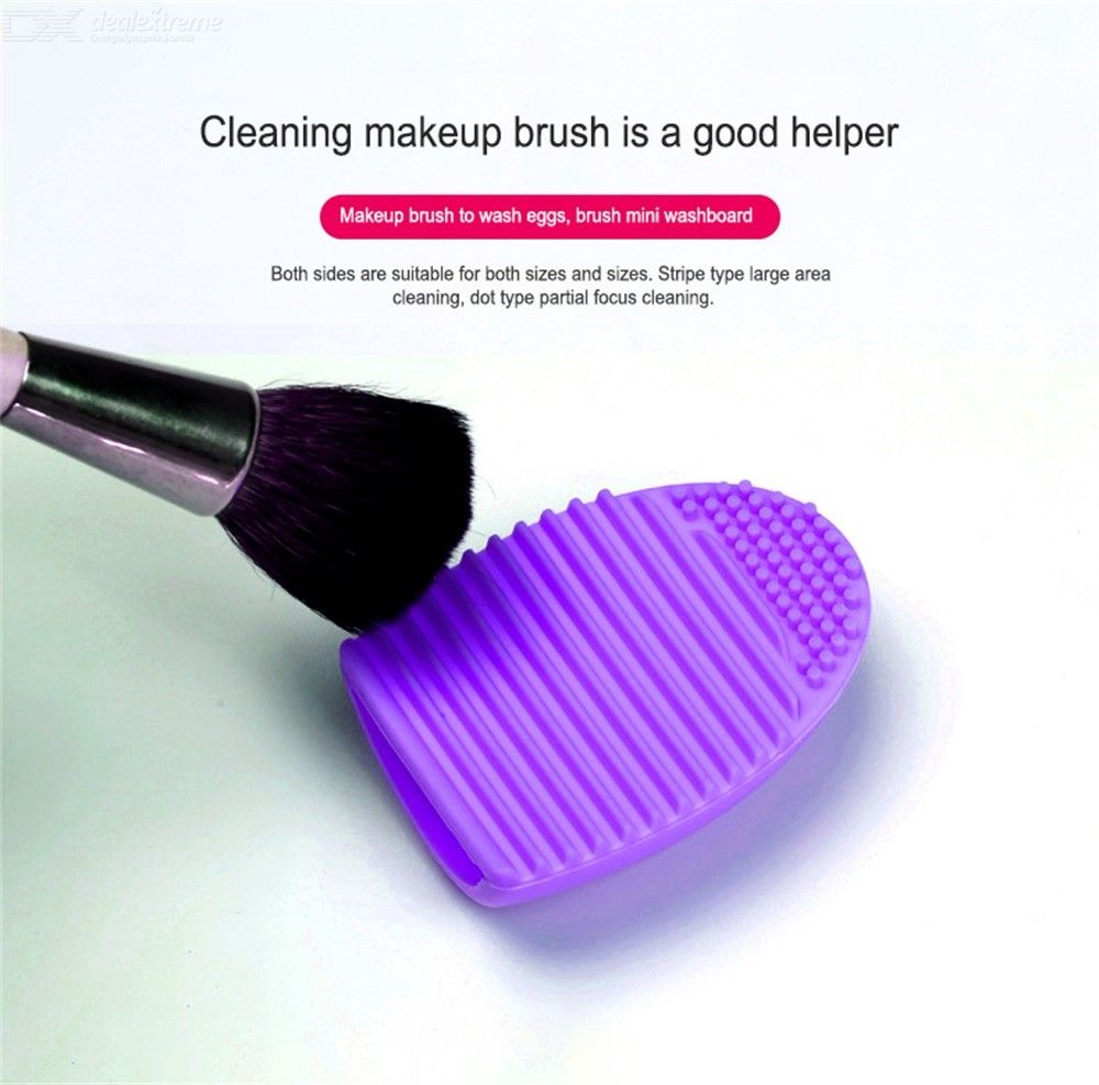 Makeup Brush Cleaner Silicone