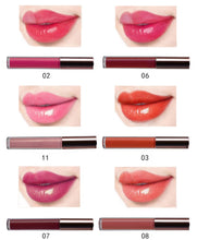 Load image into Gallery viewer, Clear Vegan Lip Gloss
