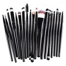 Load image into Gallery viewer, 20 pcs makeup brush set