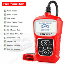 Load image into Gallery viewer, KONNWEI KW310 Car Diagnostic Tool
