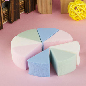 Round Powder Puff Makeup Sponges