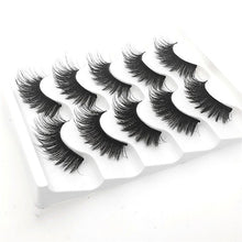 Load image into Gallery viewer, Eyelash Extensions 10 pcs Thick Multi-tool Pro Natural Curly Fiber