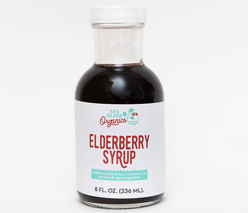 Elderberry Syrup: 8 oz