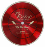 RTC Products® Porcelain Razor Diamond Blade 10""