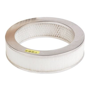 Replacement HEPA Certified Round Filter (2nd Stage HEPA Filter)