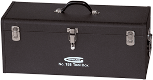 "Gundlach 158 24"" Heavy Duty Steel Tool Box"