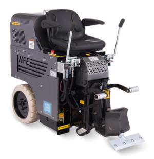 National Equipment 5700 All Day Battery Ride-On Machine