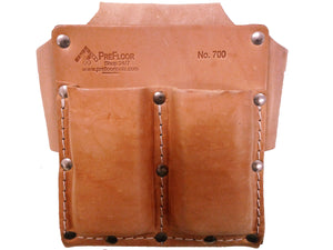 Multiple Tool Pouch Leather