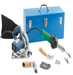 Crain Vinyl Heat Welding Kit