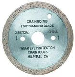 Crain Diamond Blade Toe Kick Saw Flooring Tools