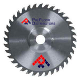 "36 tooth 6-3/16"" jamb saw blade"