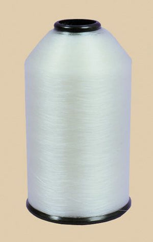 Clear nylon top thread for Binding Machines