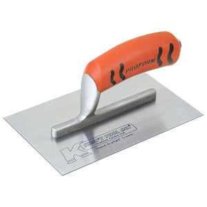 "6-1/2""x5"" Midget Trowel with ProForm® Soft Grip Handle"