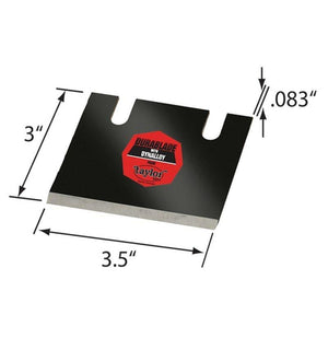 Taylor 403.01 Replacement Spud Bar Blade