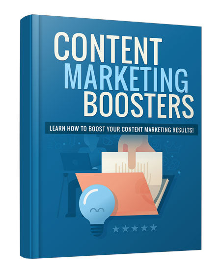 Content Marketing Boosters