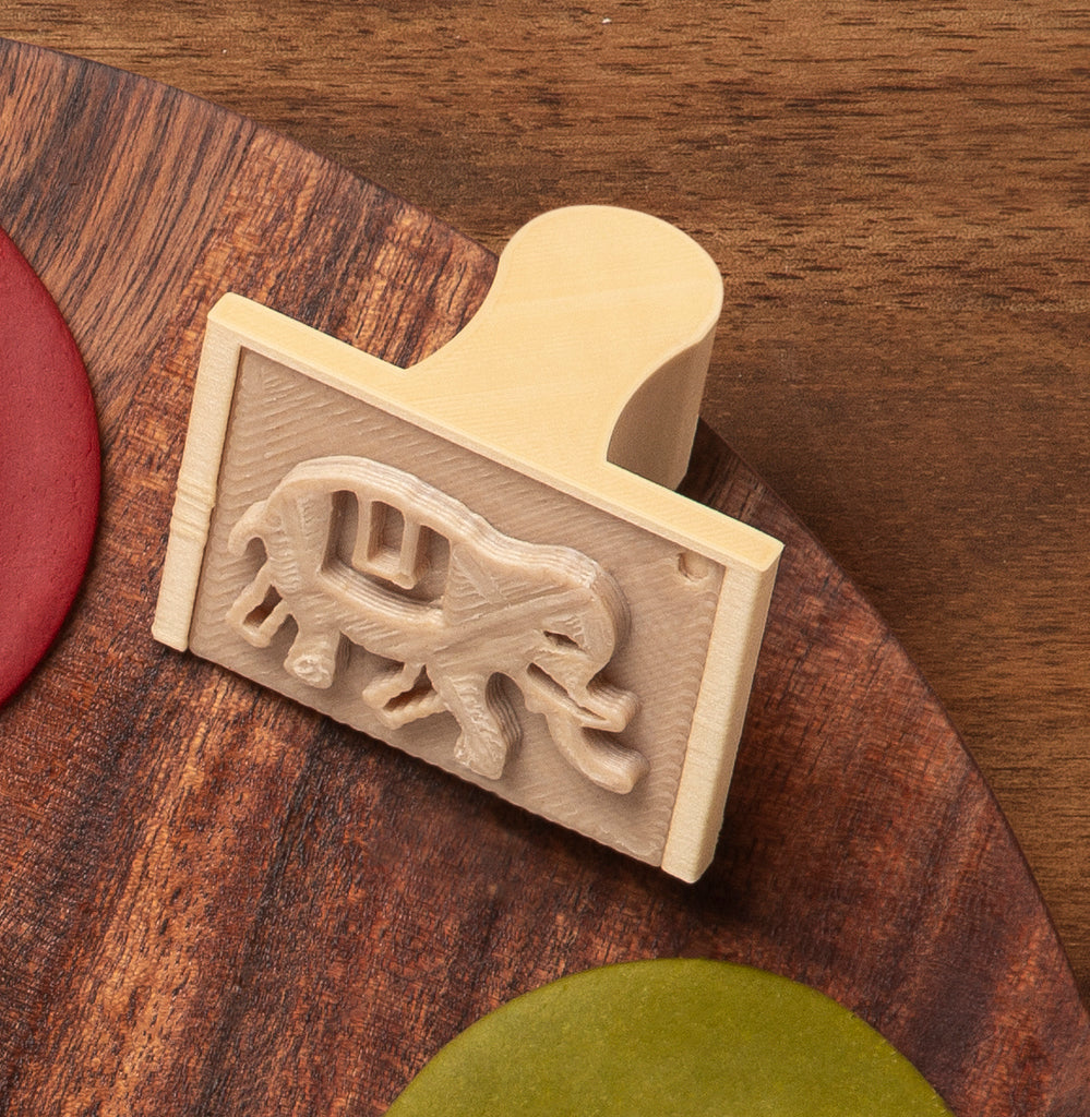 Eco Stamp Handle