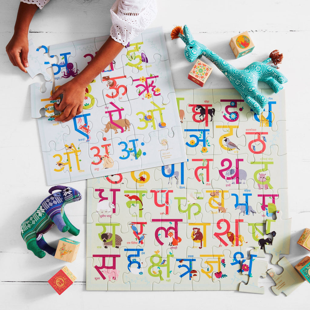 Hindi Puzzle Bundle Play