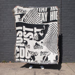 STAY HIGH THROW BLANKET