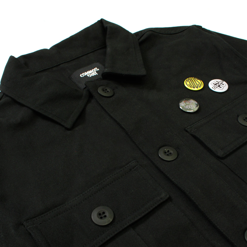 WORKER UNLINED JACKET