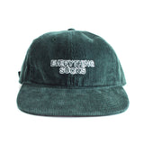 EVERYTHING SUCKS CORD STRAPBACK