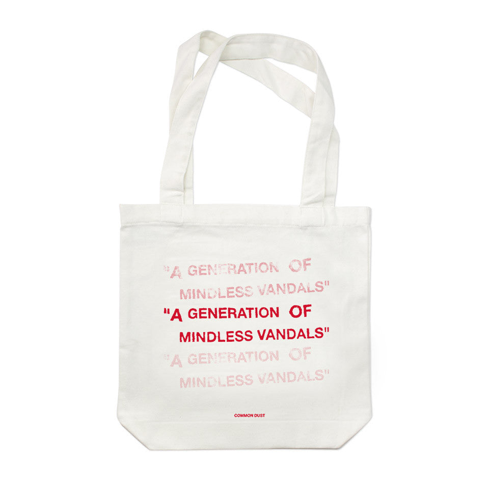 MINDLESS TOTE