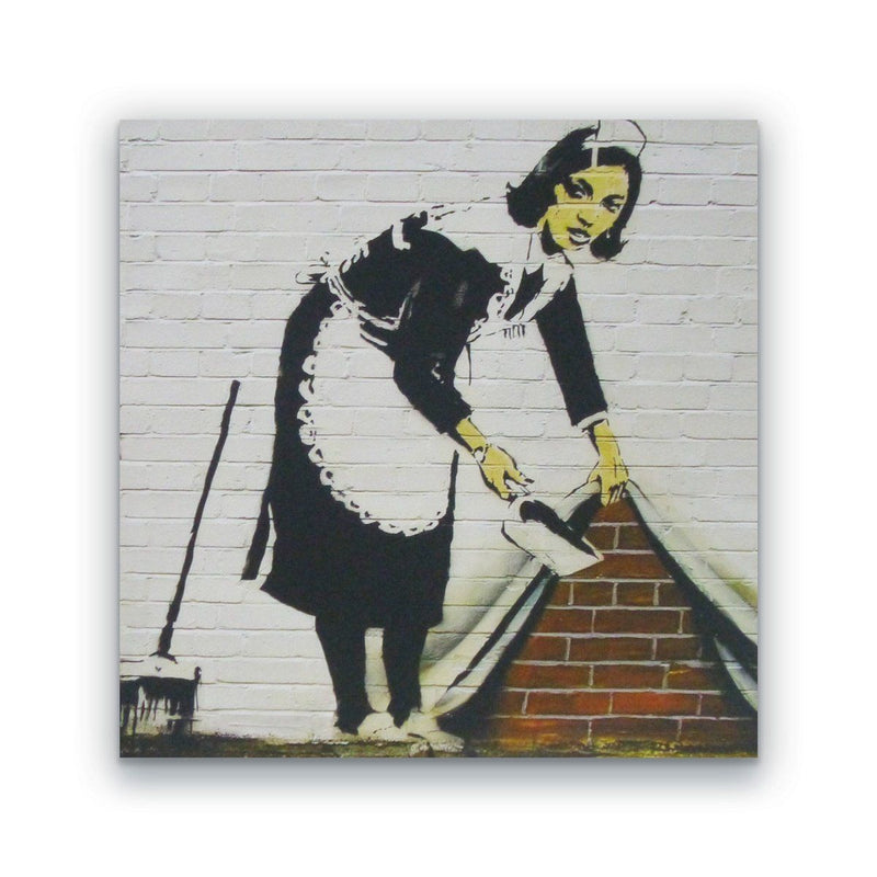 Banksy Maid Block