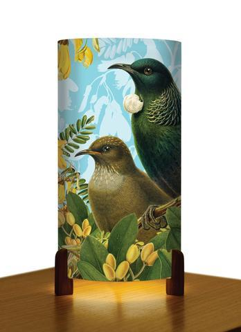 Botanical Tui Table Lamp