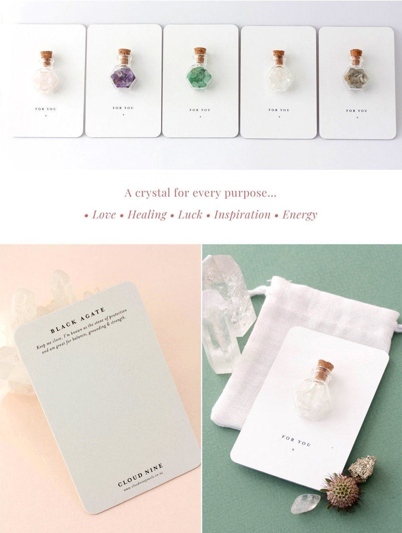Crystal Gift Cards