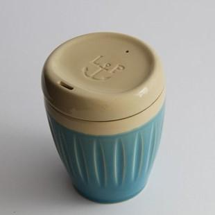 Deksel Cup - regular Turq Blue