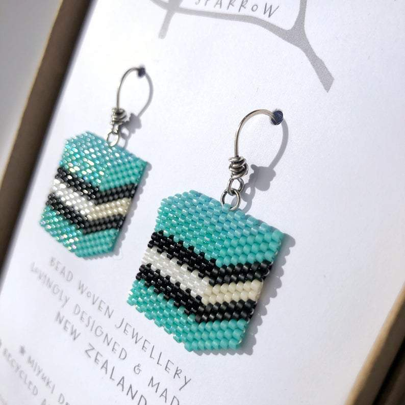 Handmade Bead Earrings - Allsorts