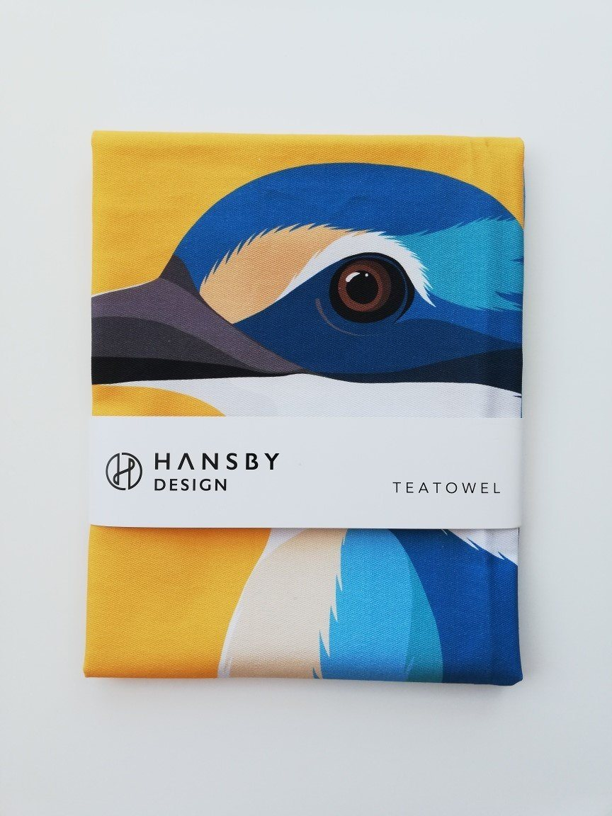 Hansby Design Tea towel (all)