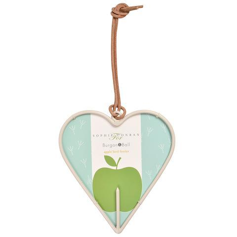 Heart Apple Bird Feeder