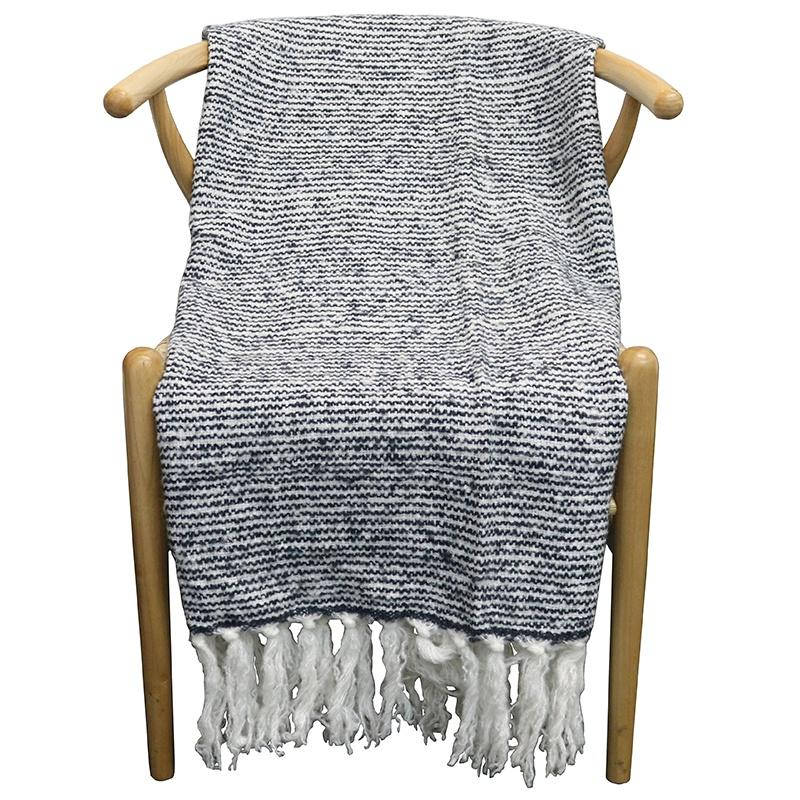 Le Forge Ripple Stripe Throw