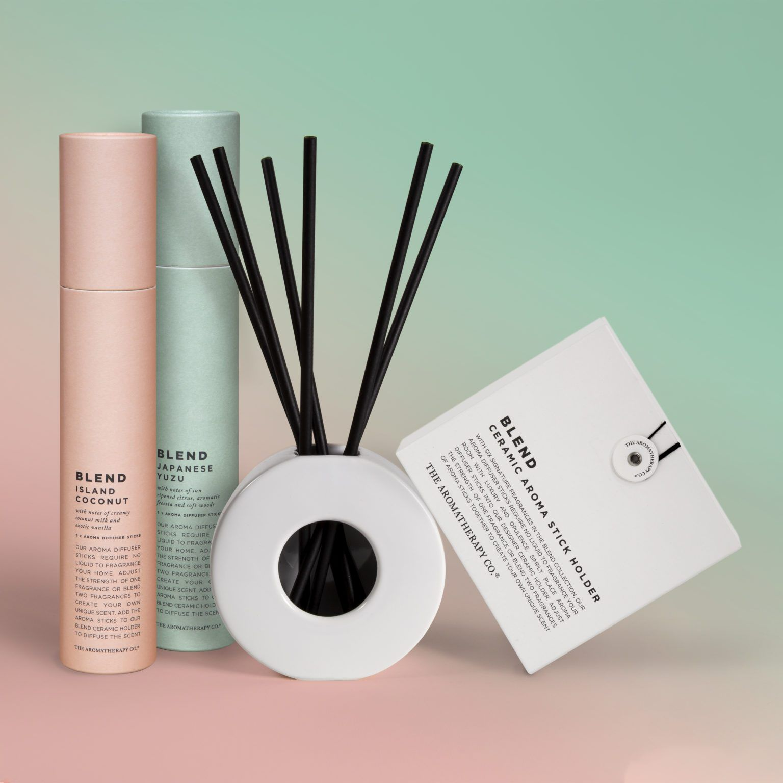 Limited Edition Blend Diffuser Sticks Industria Store