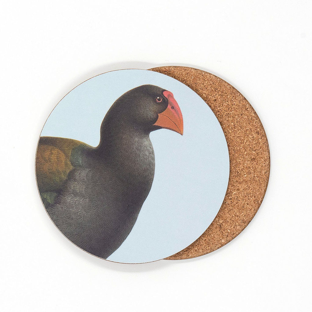 NZ Native Bird Coasters
