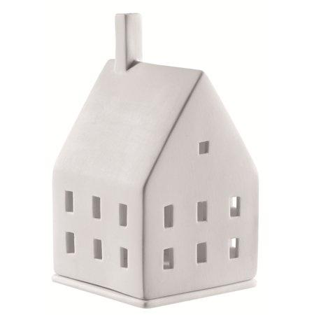 Porcelain tealight houses - small (all designs)