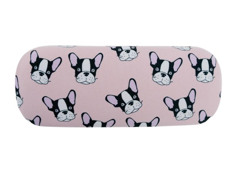 Puppy Glasses case & cleaning cloth Set