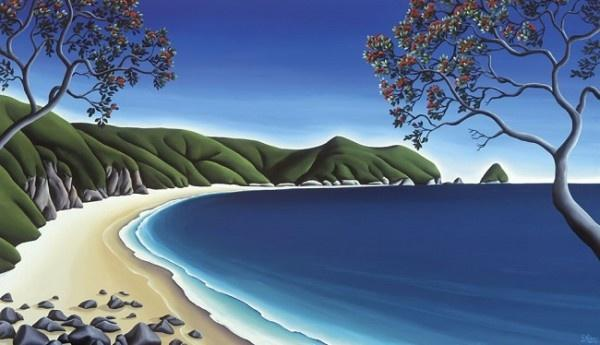 Secluded Cove - Diana Adams