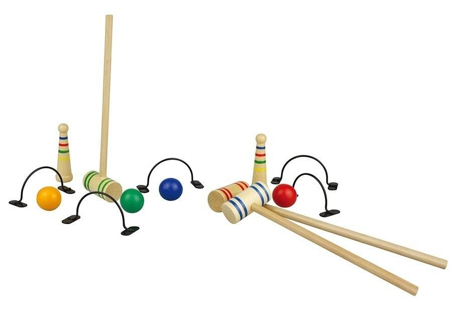 Table top Croquet