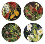 Tanya Wolfkamp Coasters - Dark series