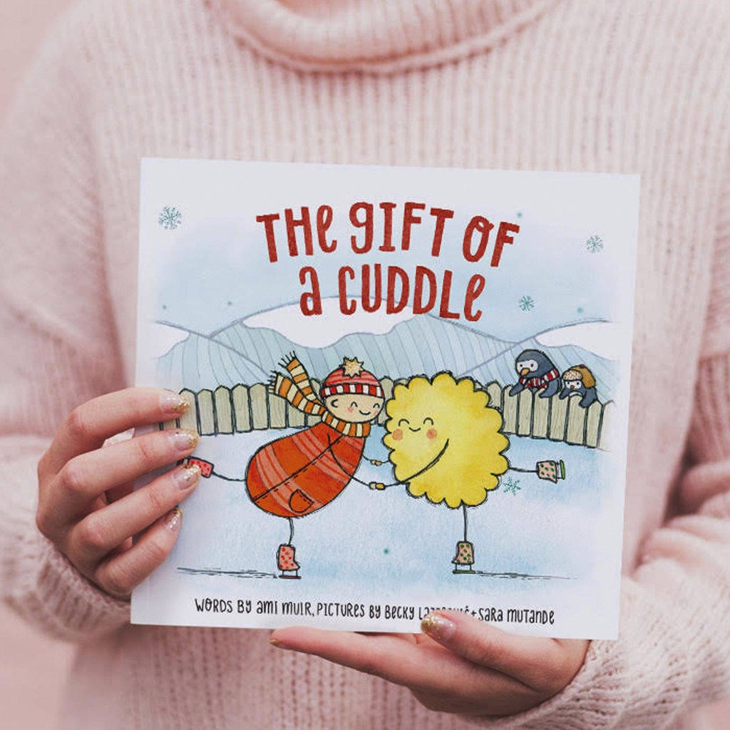 The Gift Of A Cuddle book