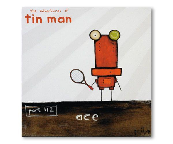 Tin Man - Ace (25% off)