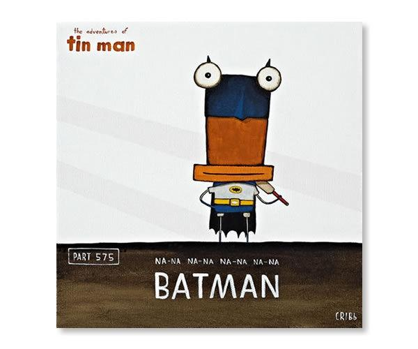 Tin Man - Batman