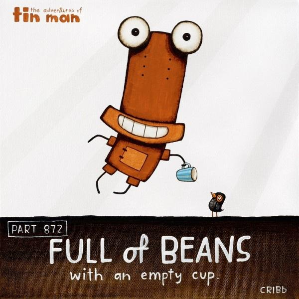 Tin Man - Full of Beans