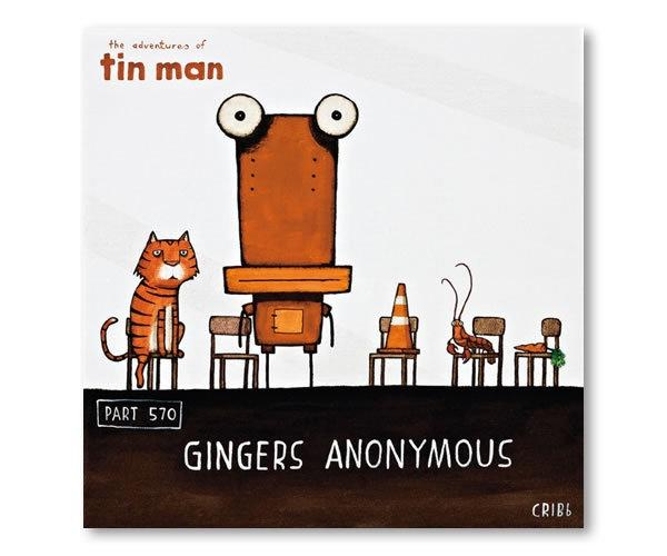 Tin Man - Gingers Anonymous