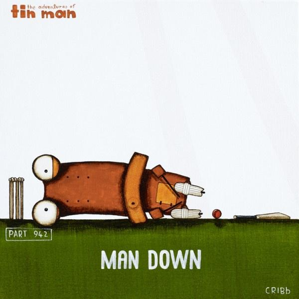 Tin Man - Man Down