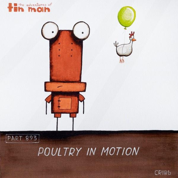 Tin Man - Poultry in Motion