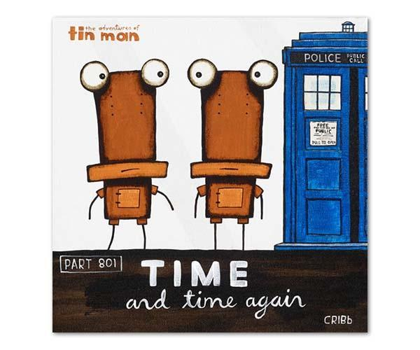 Tin Man - Time and Time Again