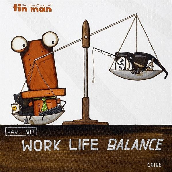 Tin Man - Work Life Balance