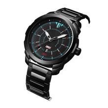 Load image into Gallery viewer, Analog Steel Band Waterproof Quartz Watches